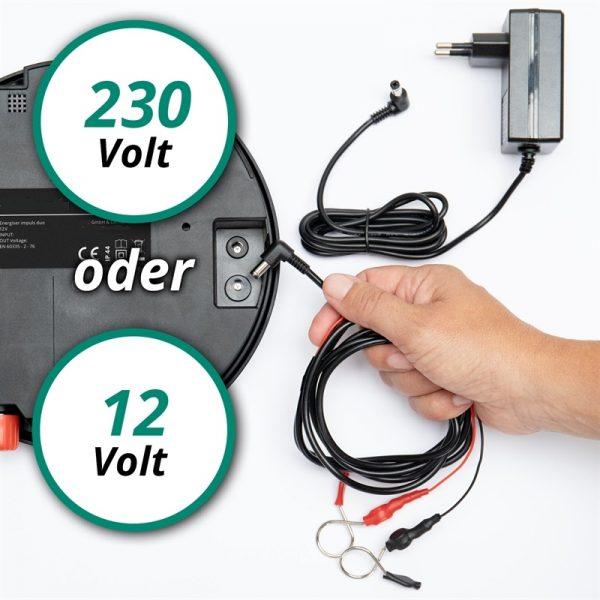 Gard Electric Mistreti alimentare 220V