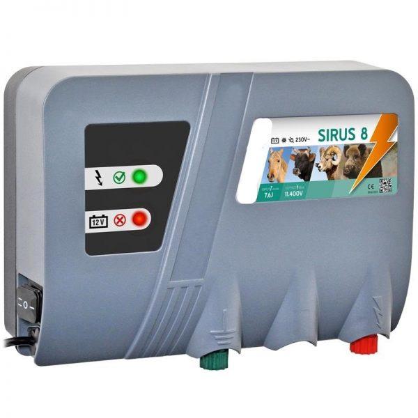 gard electric sirus 8