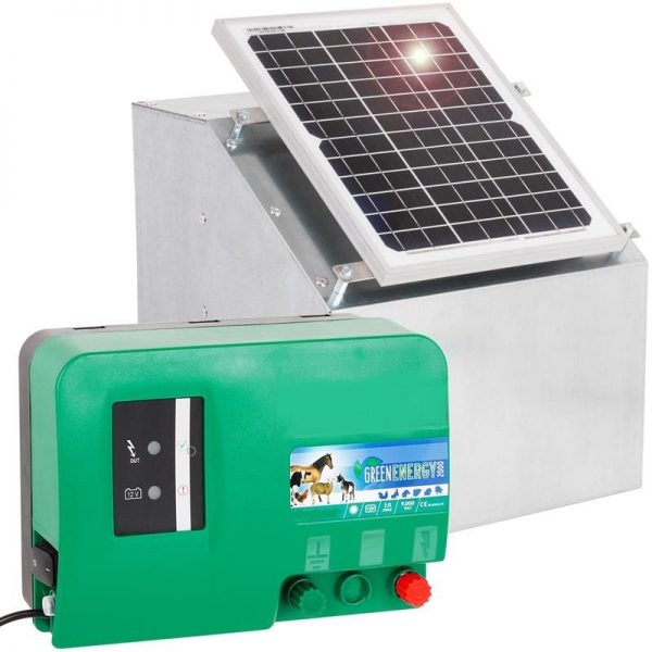 Gard Electric Solar Vaci