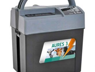 Gard electric Aures 3 baterie 9V | Garduri Electrice Animale
