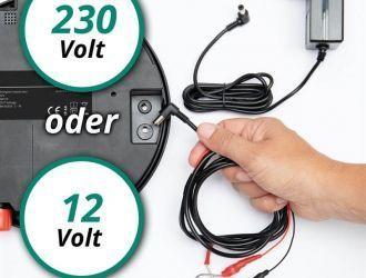 Garduri electrice Duo DV120 | Garduri Electrice Animale