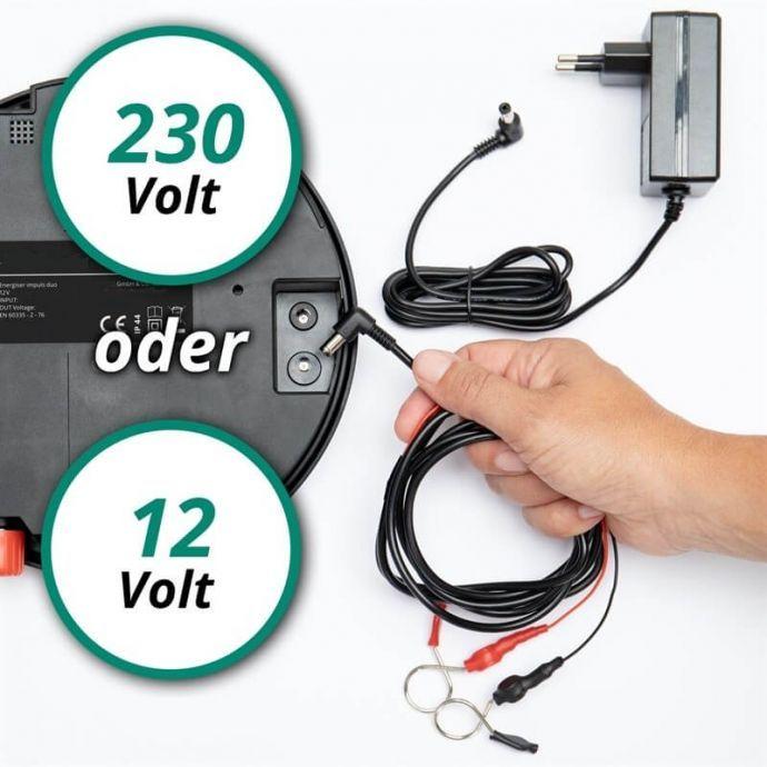 Garduri electrice Duo DV40 | Garduri Electrice Animale