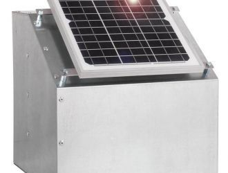 Garduri electrice cu panou solar | Garduri Electrice Animale