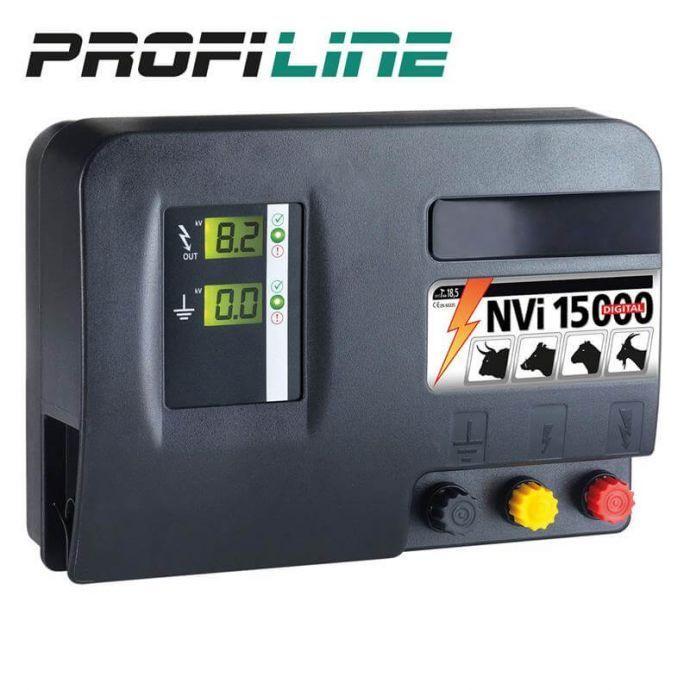 Garduri electrice NVI 15000 | Garduri Electrice Animale