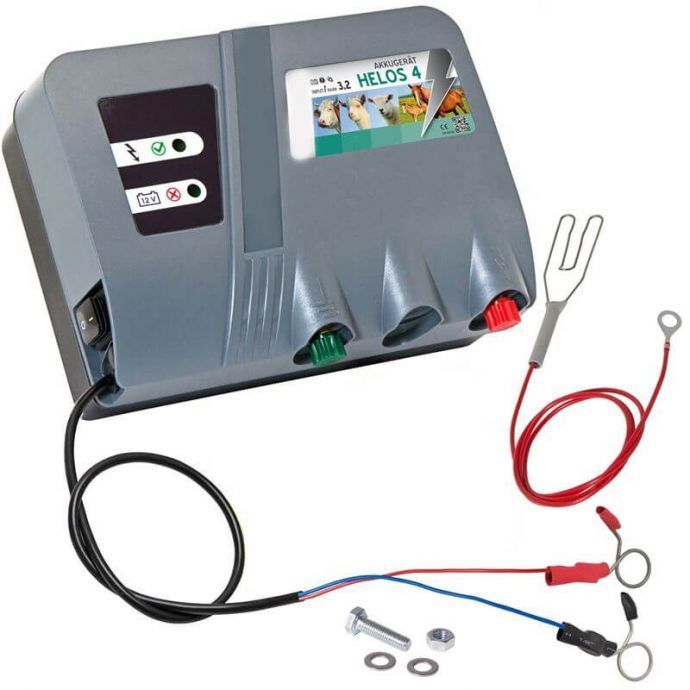 Pachet gard electric Helos | Garduri Electrice Animale