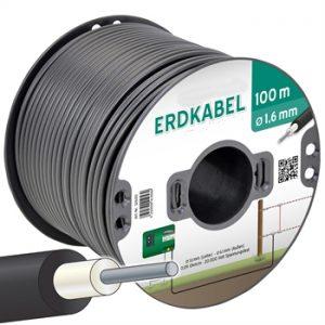 cablu subteran gard electric