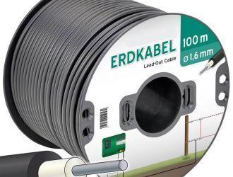 100m cablu transfer subteran gard electric | Garduri Electrice Animale