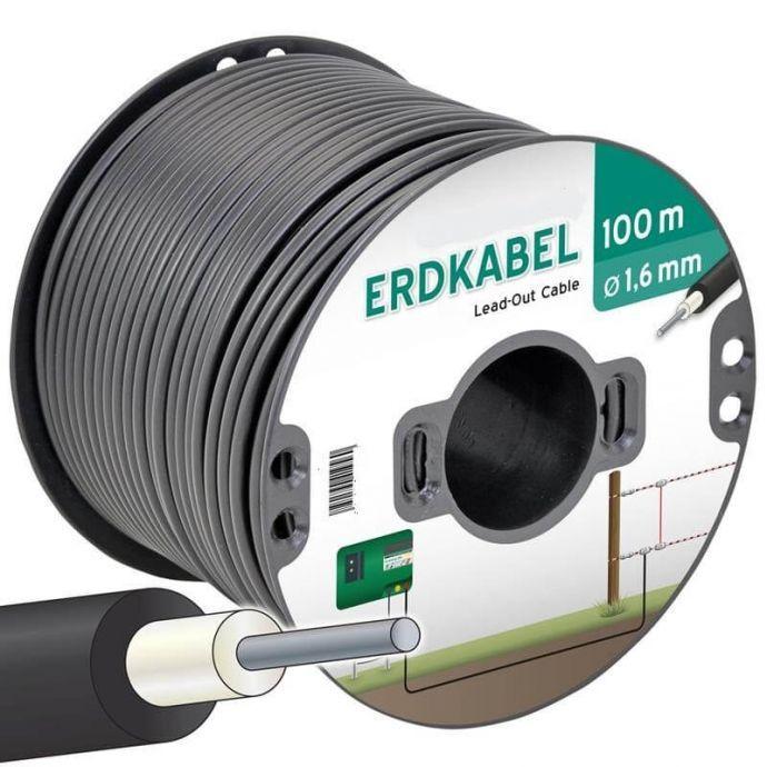 100m cablu transfer subteran gard electric   Garduri Electrice Animale