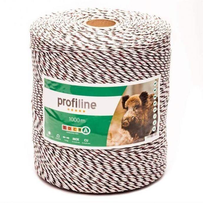 Rola fir gard electric 1000 m | Garduri Electrice Animale