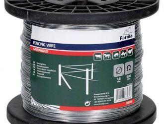 Sarma galvanizata gard electric | Garduri Electrice Animale