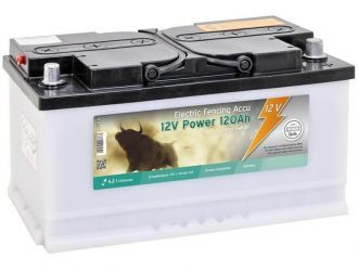Acumulator 12 V 120Ah | Garduri Electrice Animale