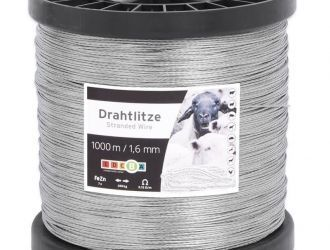 Fir galvanizat 1000 m gard electric | Garduri Electrice Animale