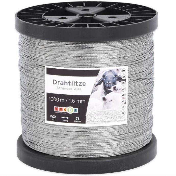 Fir galvanizat 1000 m gard electric | Garduri Electrice Animale