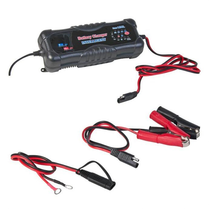 Incarcator redresor acumulator 12V | Garduri Electrice Animale