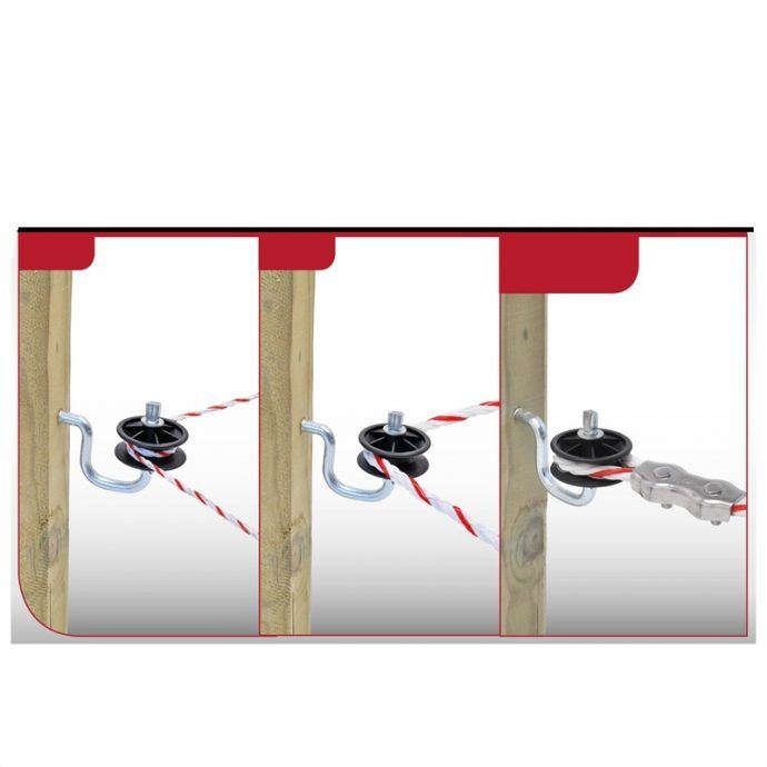Izolator colturi gard electric